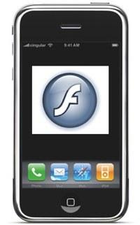 De momento no habrá Flash para el iPhone