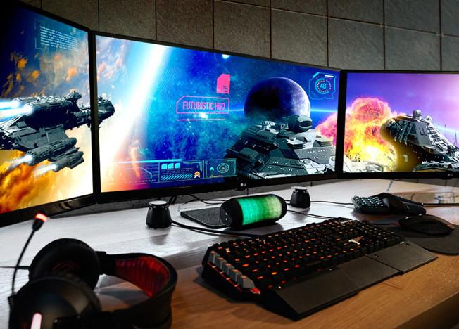13 monitores con los que puedes disfrutar tus juegos favoritos como nunca