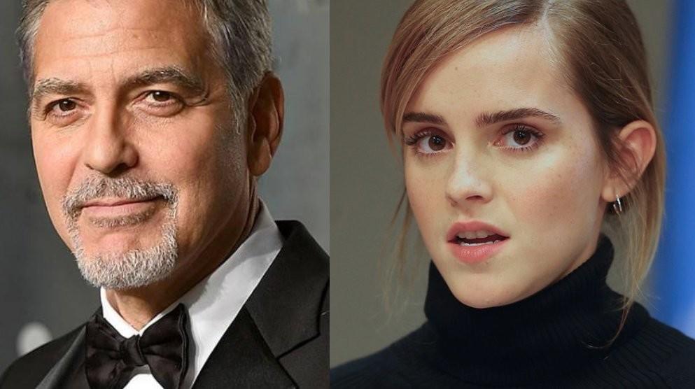 La opinión de George Clooney u Emma Watson sobre la teoría de la evolución tiene mas impacto que la de los profesores de biología