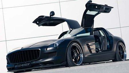 Kicherer Mercedes-Benz SLS AMG 63 Supersport GT