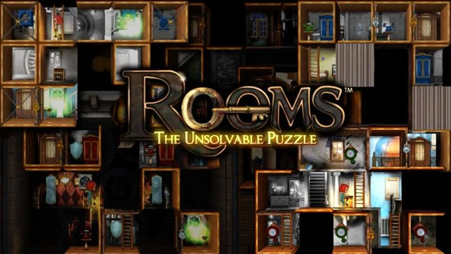 Rooms The Unsolvable Puzzle 01