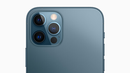 Apple Iphone 12 Pro Sensores Camara