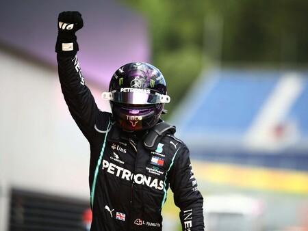 Lewis Hamilton ya es campeón del mundo de Fórmula 1 e iguala los siete títulos de Michael Schumacher