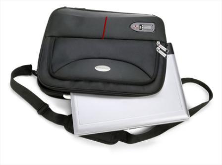Bolsa para portátil con detector Wi-Fi