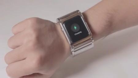 PRIME, la (horrible) correa que cargará tu Apple Watch