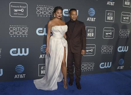 Critics Choice Awards Parejas 7
