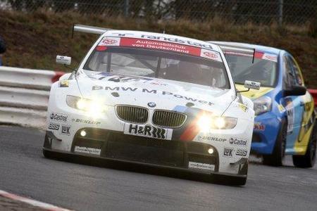 Victoria de BMW en las 24 horas de Nürburgring