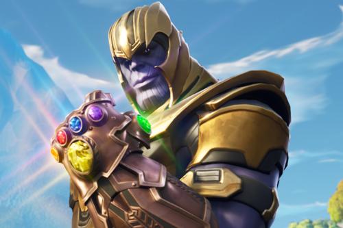Así es el nuevo modo de juego de Fortnite donde podrás convertirte en Thanos