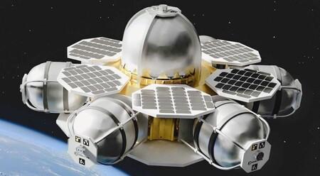 """Esta quiere ser la primera """"gasolinera espacial"""" para repostar naves en órbita, y está a punto de ser lanzada por SpaceX"""