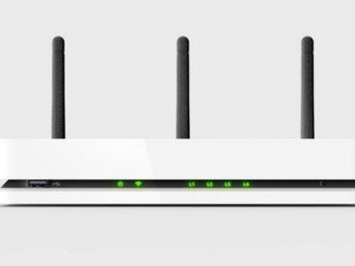Este router se autoactualiza para parchear potenciales vulnerabilidades