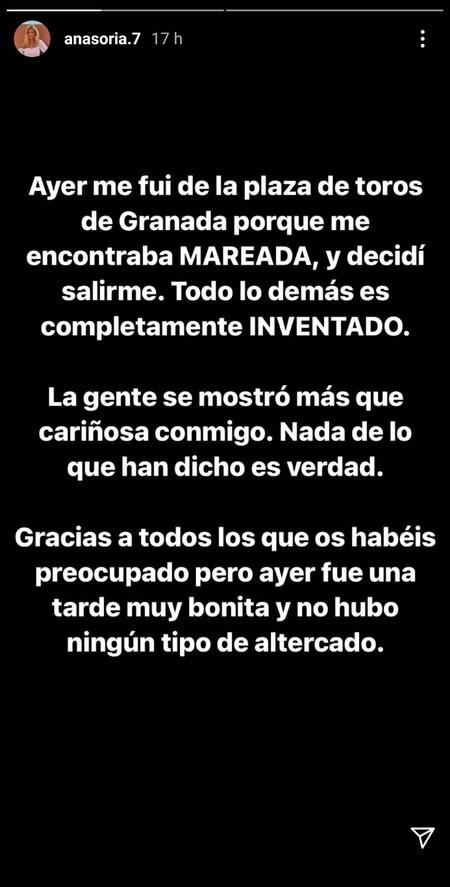 Ana Soria Stories
