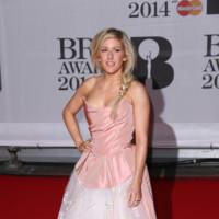 Ellie Goulding Brit Awards 2014