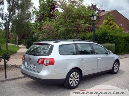 Volkswagen Passat Variant Bluemotion, prueba (parte 4)