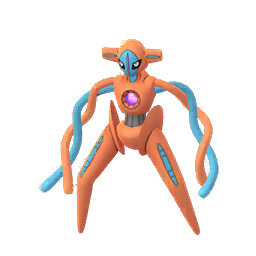 Deoxys Normal