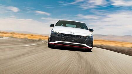 Hyundai Elantra N 2021 37