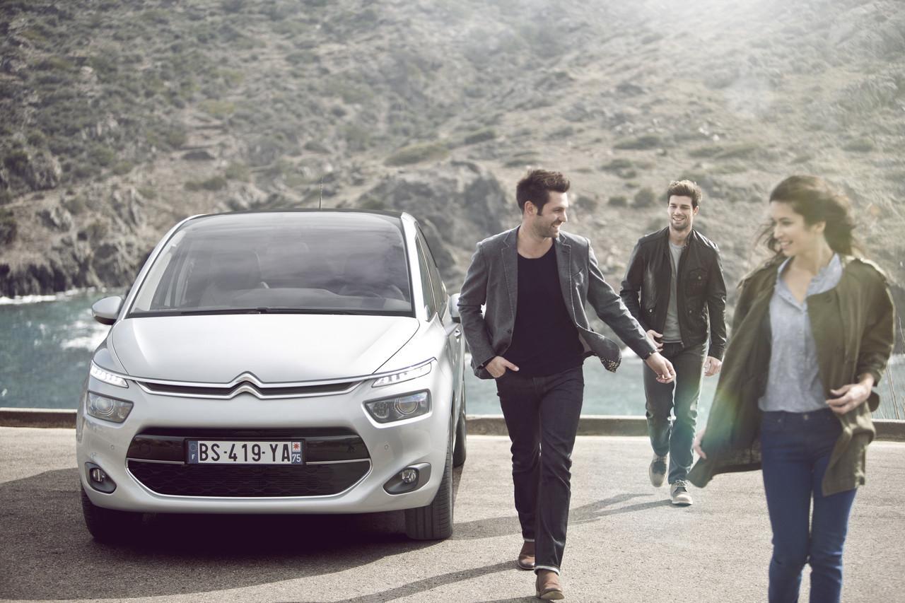 Foto de Citroën C4 Picasso y Grand C4 Picasso (27/152)
