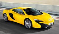 McLaren 625C, sólo para Asia