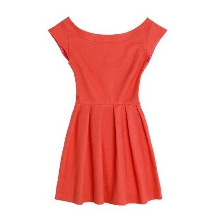 Zara Trafaluc vestido color