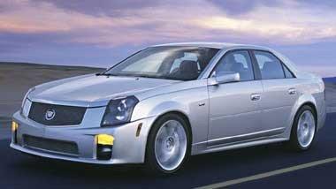 Nuevos Cadillac CTS