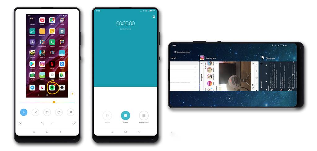 Xiaomi Mi Mix 2 Miui