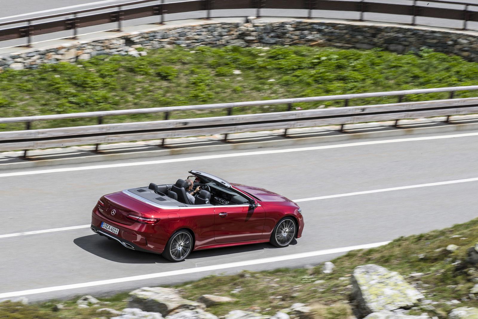 Foto de Mercedes-Benz Clase E Cabrio, toma de contacto (147/156)