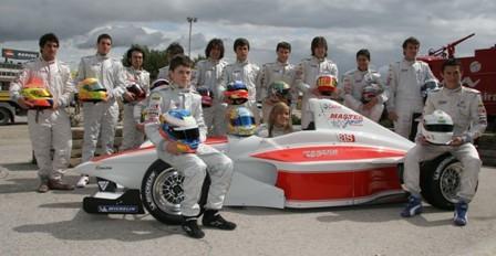 La Master Junior Fórmula pone fin a su labor formativa
