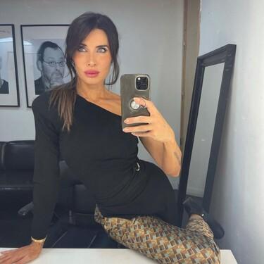 El último estilismo de Pilar Rubio podría convertirse en el look de invitada perfecto (o cualquier otro evento)