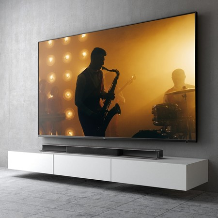 Tcl Raydanz Flexible Placement Tv Cabinet