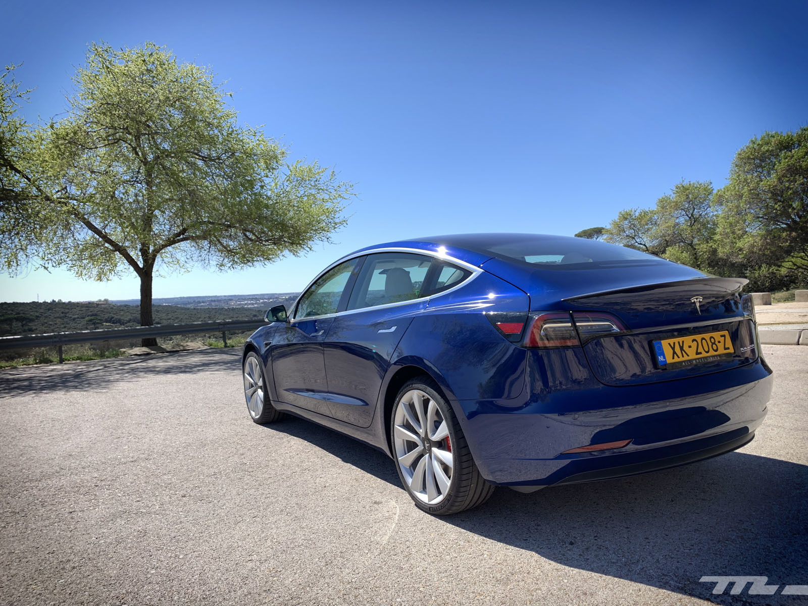 Foto de Tesla Model 3 Performance (prueba) (16/54)
