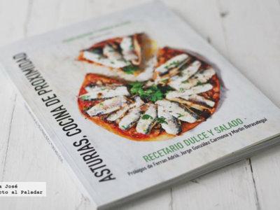 Asturias, cocina de proximidad. Libro de recetas