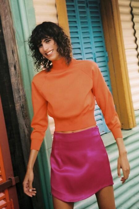Zara Color Block Primavera 2021 07