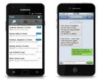 Yahoo! lanza Hub, un servicio de mensajería instantánea para móviles