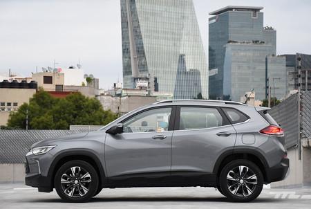 Chevrolet Tracker 2021 Opiniones Prueba Mexico 5