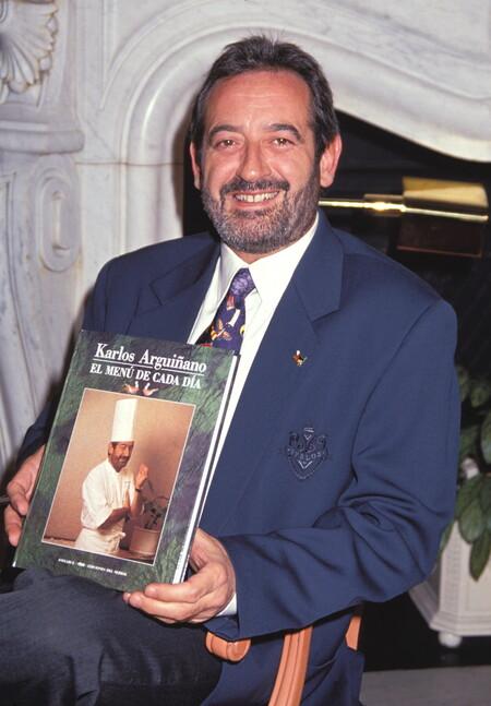 Karlos Arguiñano libro cocina