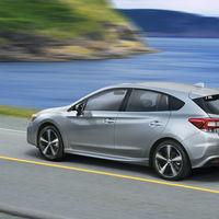 Subaru Impreza se presentará para Europa en el Auto Show de Frankfurt