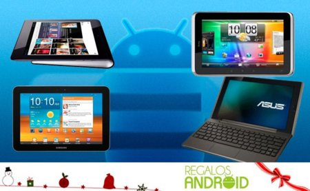 Regalos Android: tablets de gama alta