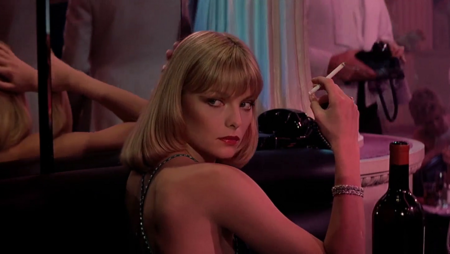 Style In Film Michelle Pfeiffer In Scarface
