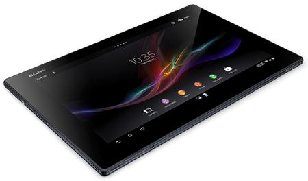 Sony Xperia Tablet Z llegará muy pronto a México
