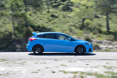 Ford Focus RS 2016, prueba