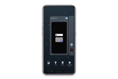 Samsung Galaxy A80 Bixby Home Activacion