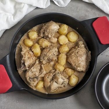 Receta mallorquina de escaldums: guiso de pollo para mojar pan y no parar