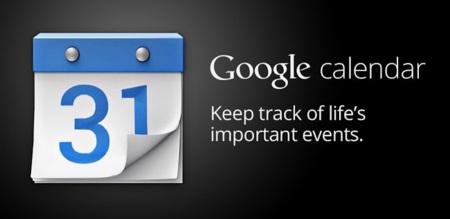 Google Calendar para Android añade sugerencias de ubicación e iniciar videollamada con Hangouts