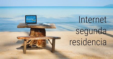 Internet en segundas residencias: las mejores alternativas en fibra y datos móviles ilimitados