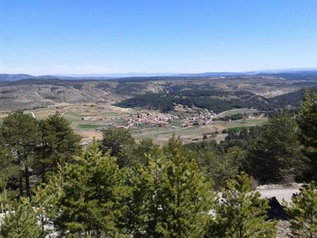 Muela de San Juan: un mirador sobre el segundo pueblo más alto de España