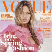 Vogue Holanda:  Romee Strijd