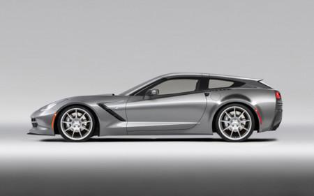 Transformar tu Corvette Stingray en shooting brake es tan fácil como cambiar de portón trasero