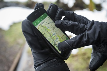 Land Rover Guantes