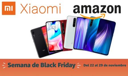 Ofertas en smartphones Xiaomi sólo hoy, en la semana del Black Friday de Amazon