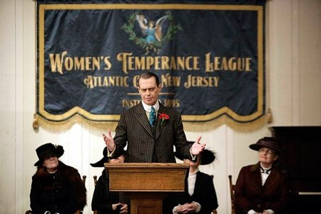 'Boardwalk Empire' convence a la audiencia y tendrá segunda temporada