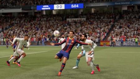 Fifa 21 Partido Offline En Los Menus 2